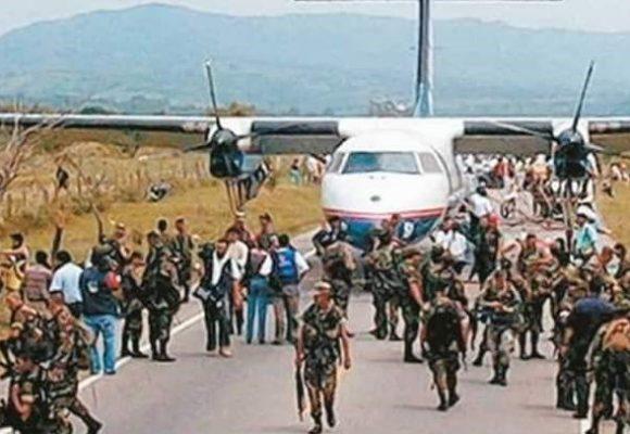 Sobre el secuestro de Gechem en febrero de 2002