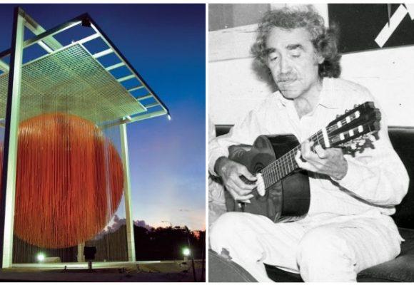 Jesús Soto, el más grande del arte cinético, era también músico