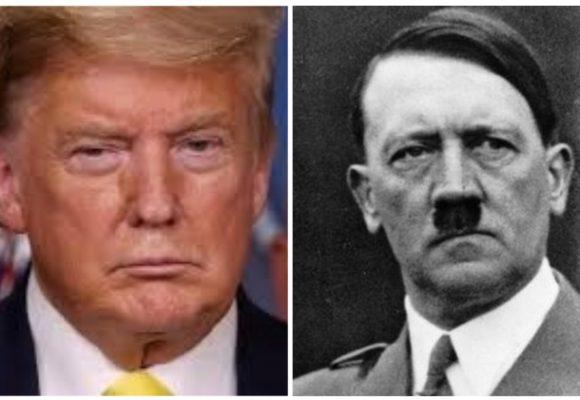 ¿Es Trump una mala copia de Hitler?