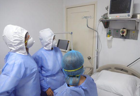 Las 300 camas nuevas para atender pacientes con COVID-19 en el Atlántico
