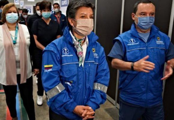 Complicada situación de las UCI en Bogotá