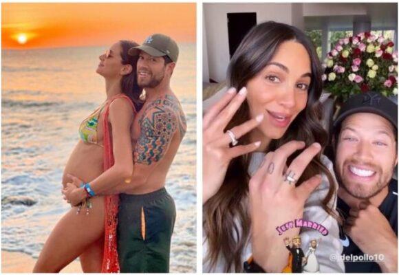 ¡Se casó! Valerie Domínguez encontró por fin la felicidad