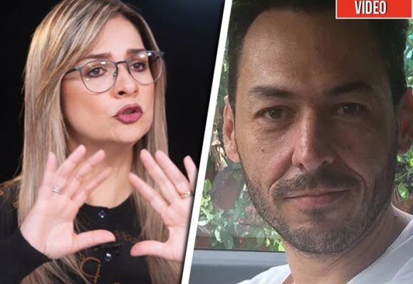 Reapareció Daniel Mendoza con un insultante trino contra Vicky Dávila