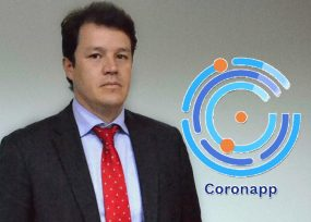 CoronApp, el invento de Victor Muñoz, no resultó tan efectivo
