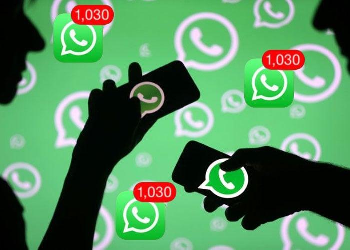 Los grupos de WhatsApp en tiempos de pandemia