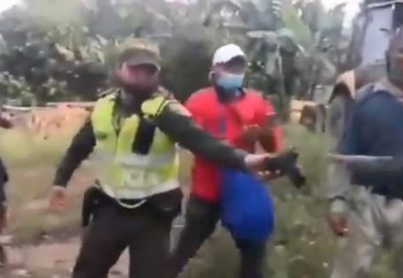 Rebelión de policías, una esperanza para la humanidad