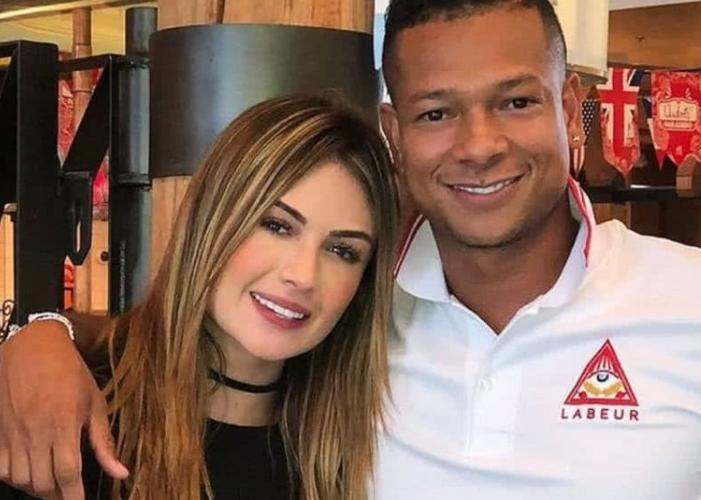 """""""Lo voy a amar toda mi vida"""": Sara Uribe se confesó sobre Fredy Guarín"""
