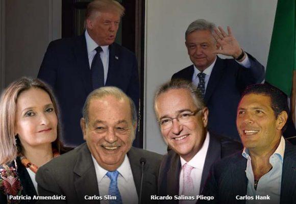 La voltereta del presidente de México y sus nuevos mejores amigos