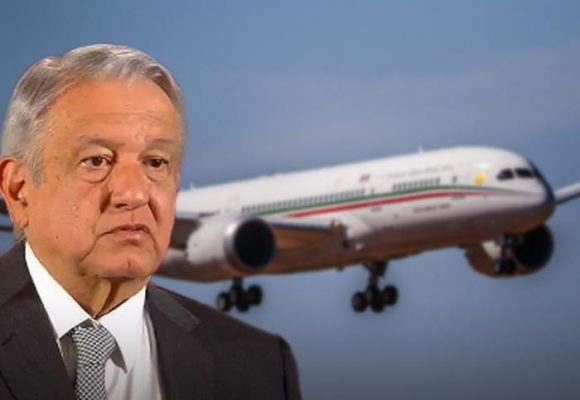 El pésimo negocio de López Obrador con elavión presidencial mexicano
