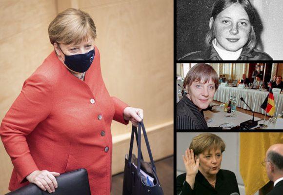¿De dónde saca tanta fuerza Angela Merkel?