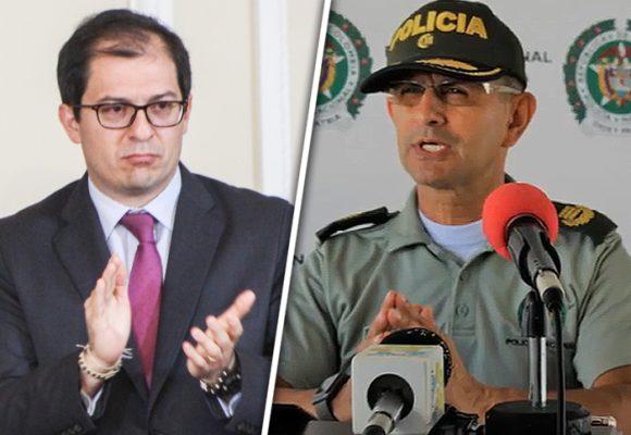 Le echan la culpa al Fiscal de contagiar a comandante de policía de San Andrés