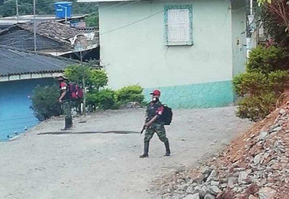 Alerta en el sur del Cauca por retenes ilegales del ELN