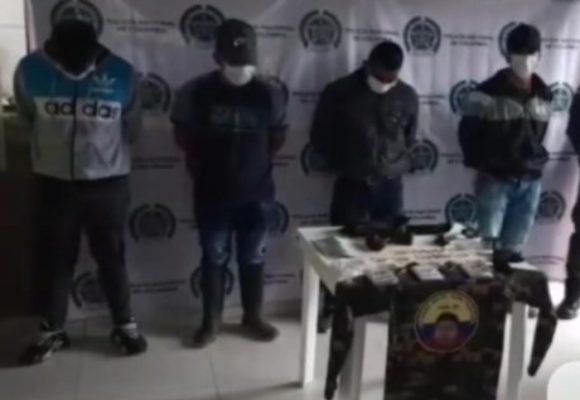 Golpe a las disidencias de las FARC en el Cauca
