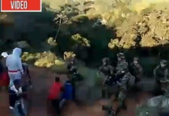 Nuevos roces entre campesinos y militares por erradicación forzada en el Cauca