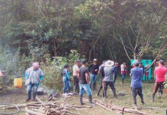 Campesinos de Suarez, Cauca reclaman predios a Cartón de Colombia