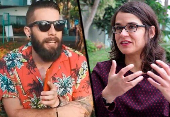 La rabia de Levy Rincón porque Carolina Sanín no le paró bolas