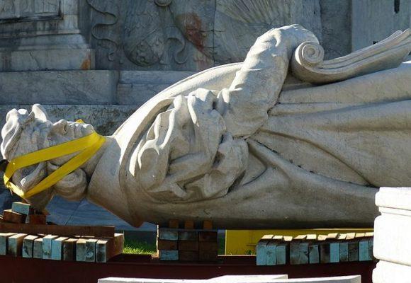 ¿Por qué dañan las estatuas de Cristóbal Colón, pero no las de Karl Marx?
