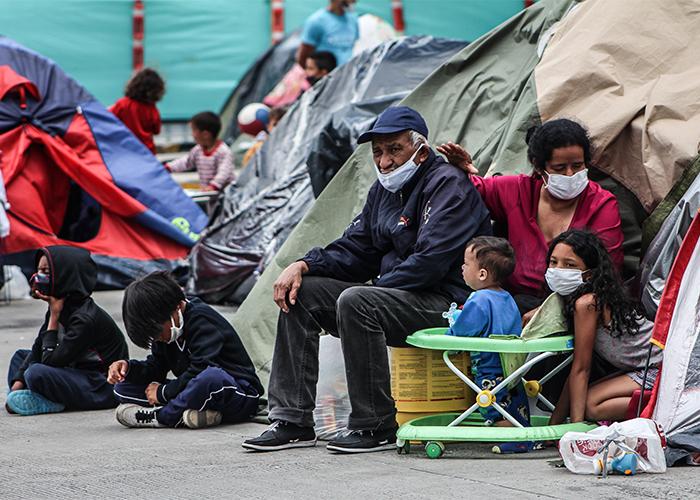 ¡Ya no más, respeto para los venezolanos!