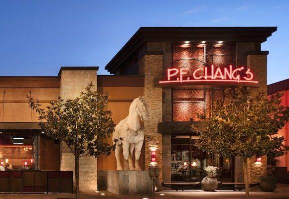 P.F.Chang's no cierra