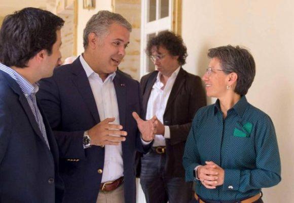 La venganza de Claudia López: dejar a Duque encerrado