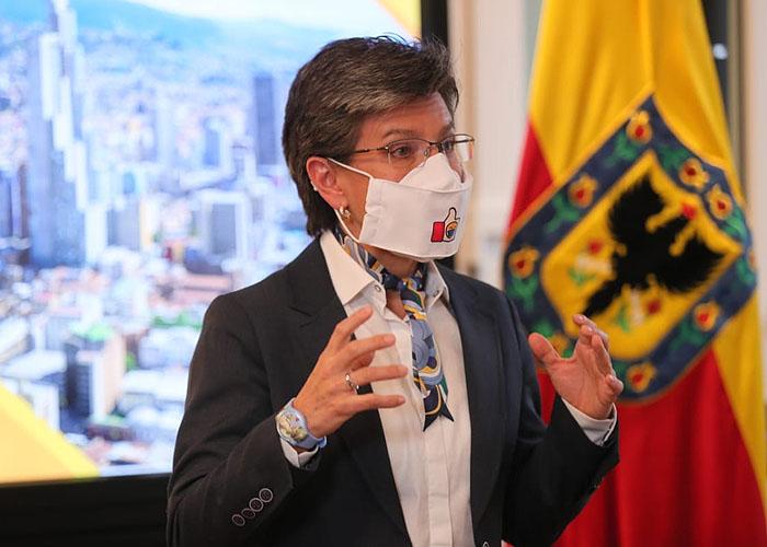Claudia López y las relaciones laborales distritales