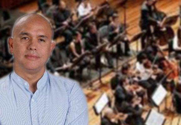 El trago amargo del director de la Filarmónica de Bogotá
