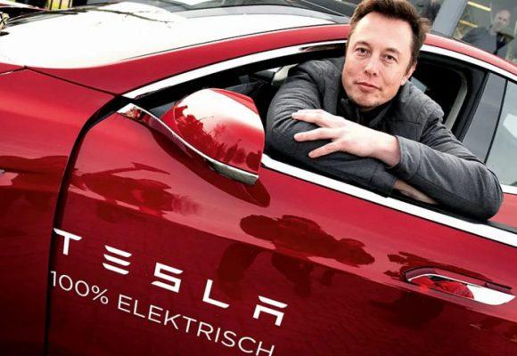 Elon Musk amaneció como el hombre más rico del mundo