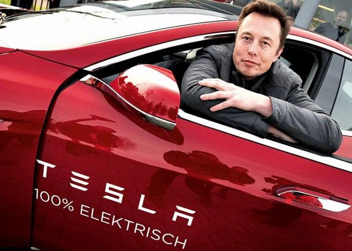 Elkon Musk con sus carros eléctricos asciende en el Top 10 de millonarios