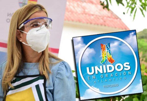 Gran Jornada de oración contra la pandemia en el Atlantico