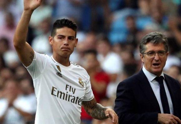 James no se aguanta una humillación más y exige estar lejos de Zidane