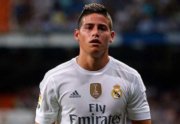 A precio de huevo: el Real Madrid desesperado por salir de James