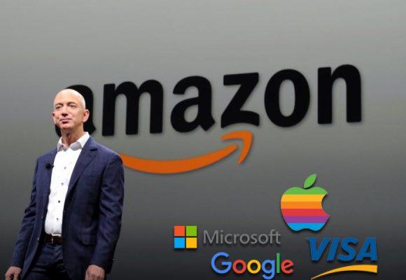 Amazon es la marca más valiosa del mundo