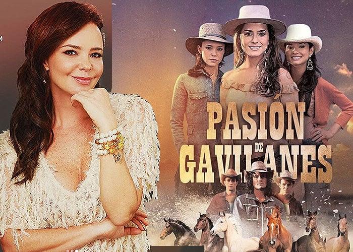 ¿En qué anda Natasha Klauss, la diva de Pasión de Gavilanes?
