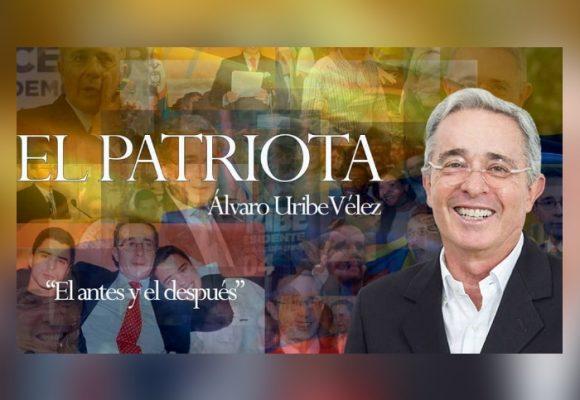 'El Patriota', la serie con la que las juventudes uribistas quieren limpiar la imagen de su ídolo