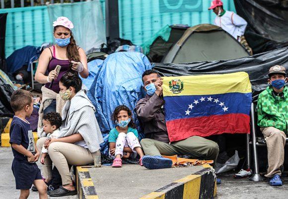 Regularizar refugiados, una bofetada a la camarilla comunista venezolana