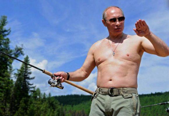 Vladimir Putin y el cultor de imagen