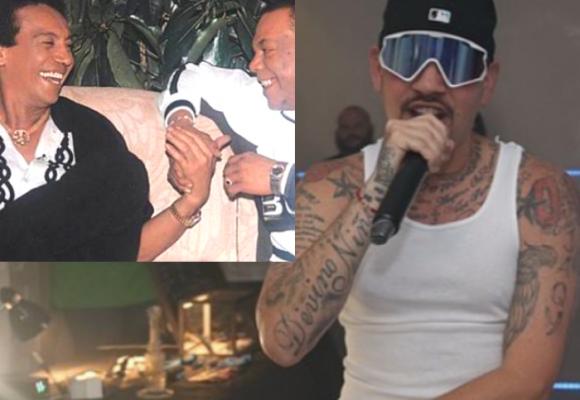 El hijo rapero que Diomedes Díaz tuvo con la mujer del Joe Arroyo
