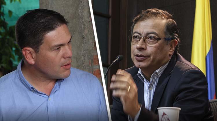 Pinzón y Petro: precandidatos irresponsables