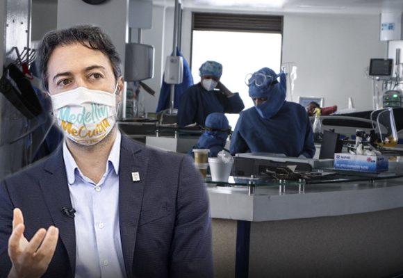 La responsabilidad de Daniel Quintero en la crisis del COVID en Medellin