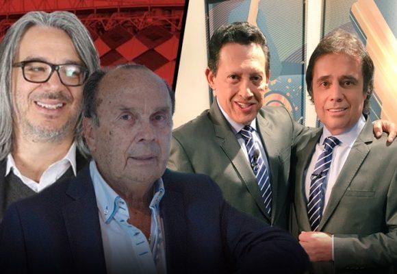 Martin de Francisco y Hernán Peláez: la estocada final al Pulso del Fútbol