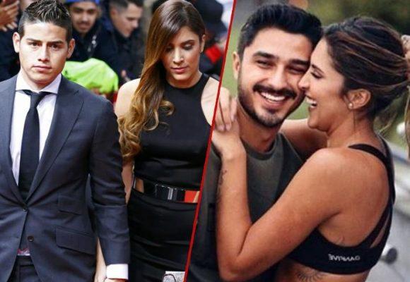 La vida feliz de Daniela Ospina lejos de James