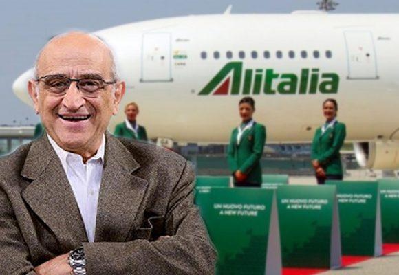 Efromovich no se rinde: tiene el ojo puesto en Alitalia