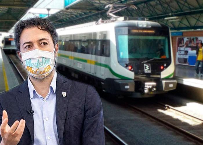 El coronavirus destrozó el estúpido ego de Daniel Quintero y de  los paisas