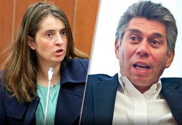 ¿Uribe le dijo no a Paloma Valencia para el portal de Coronell?