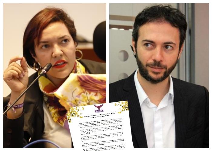 El machismo de Daniel Quintero desmorona su coalición en Medellín
