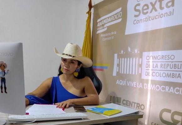 El jaque mate de Amanda Rocío González al uribismo