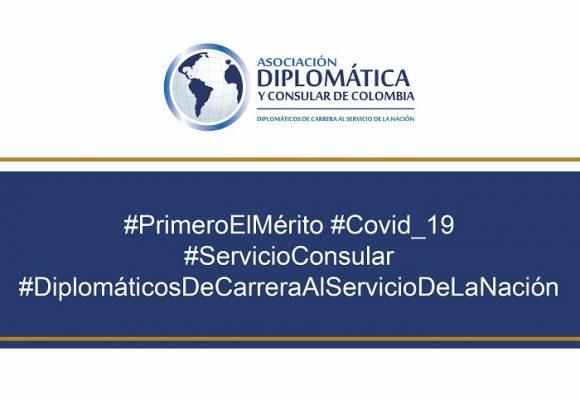 Colombia debe consolidar la carrera diplomática