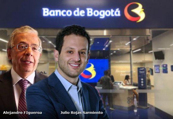 Empieza a prepararse la sucesión en la Presidencia del Banco de Bogotá