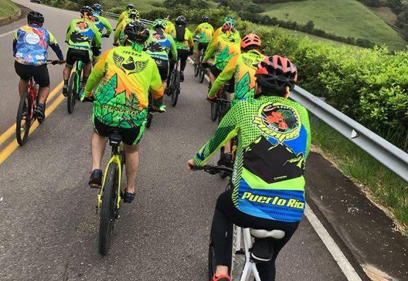 En estas condiciones, hacer ciclismo social y recreativo no es saludable