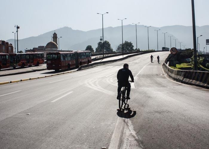 En Bogotá volvería la cuarentena estricta